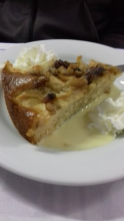 Marinheiro : tarte du jour