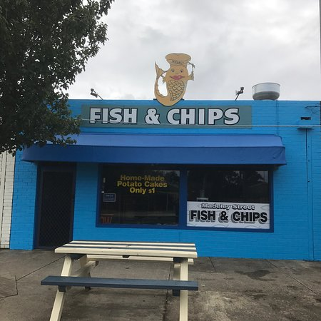 Madeley St Fish & Chips Ocean Grove