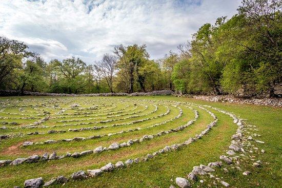 Beli, Croacia: tramontana3