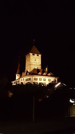 Belvedere Strandhotel & Restaurant: 20180924_213736_large.jpg