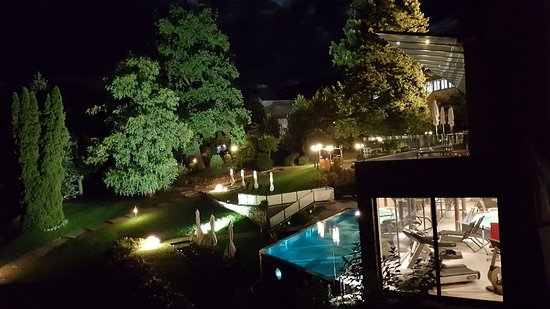 Belvedere Strandhotel & Restaurant: 20180924_211205_large.jpg