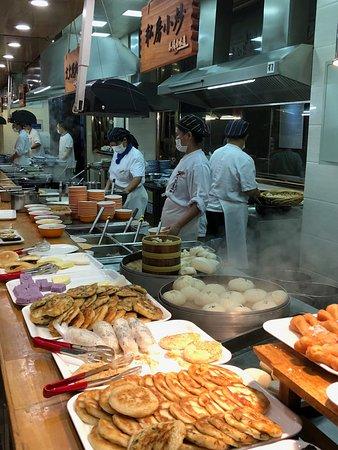 Danyang, Chine : Café da manhã