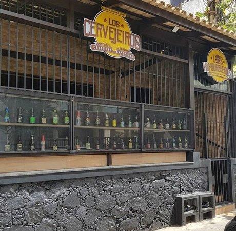 Los Cervejeiros & Los Hamburgueiros