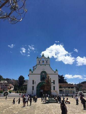 San Juan Chamula, Мексика: Exterior