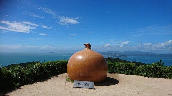 Minamiawaji, Japonia: おっ玉葱