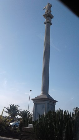Monumento de Cristobal Colon