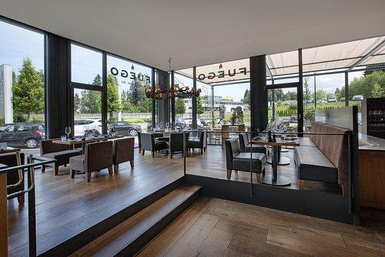Schindellegi, Svizzera: Dinner (Lounge)