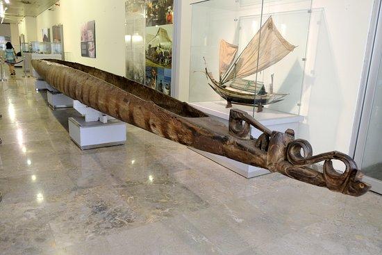 Rijksmuseum: Canoe