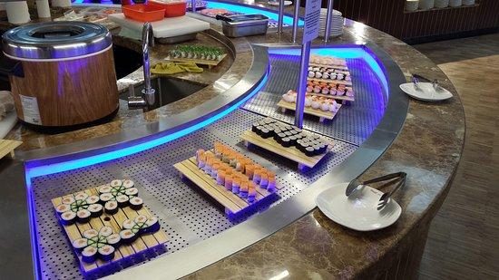 Sushi Picture Of Miller Haus Giessen Tripadvisor