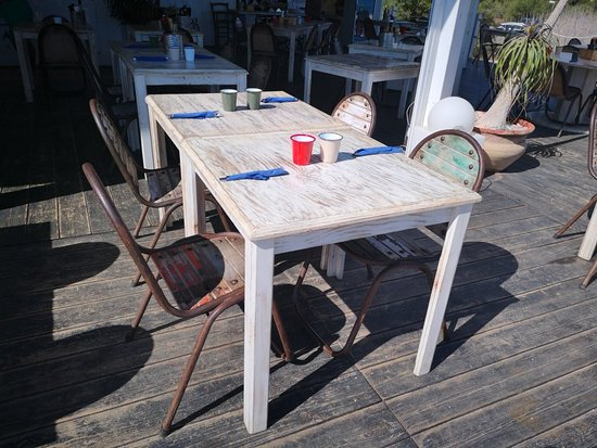 Is Fradis Beach Club: IMG_20180930_114924_large.jpg