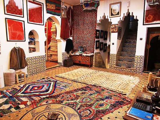 Grand choix de tapis