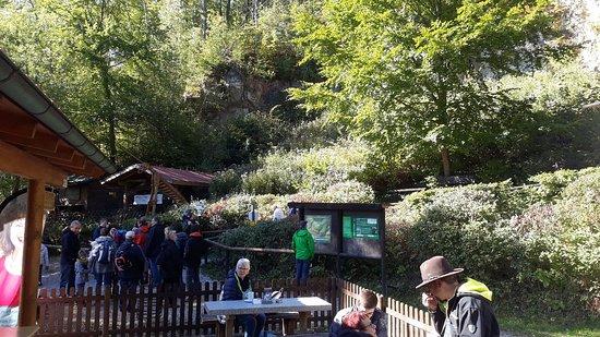 Herzberg am Harz, Germany: Einhornhöhle Scharzfeld