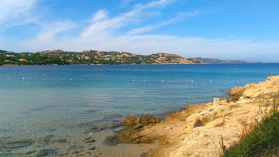 La Sciumara - Rada di Mezzo Schifo: Il mare