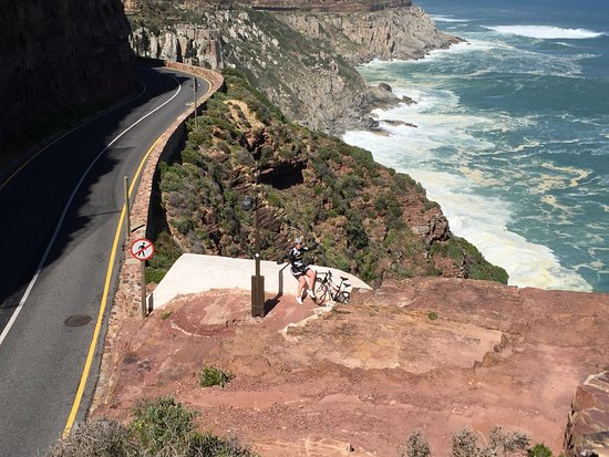Chapman's peak ride a highlight of our trip to the Cape