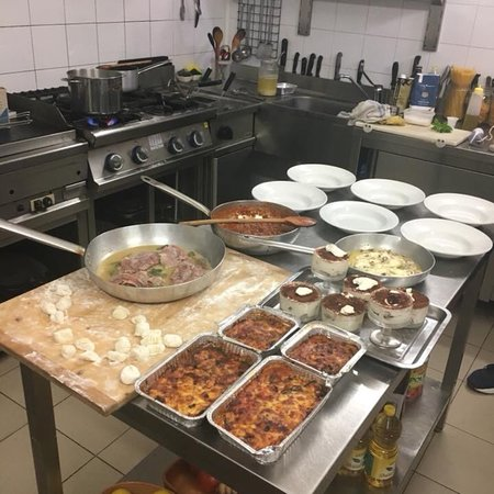 Cooking Classes in Civitavecchia at Aqua Ristorante