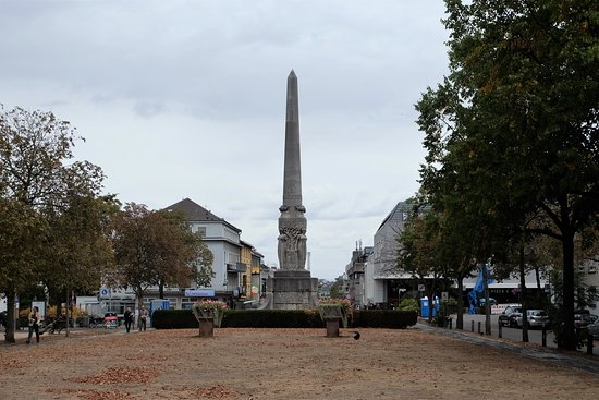 Alice - Denkmal