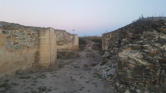 Murighiol, Romania: Ruins
