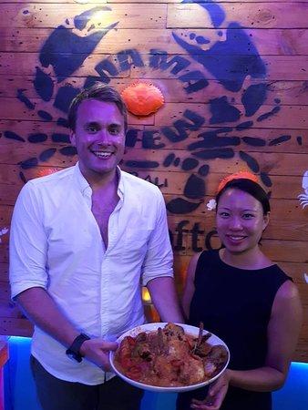Belinda and Jack ( Hong Kong )