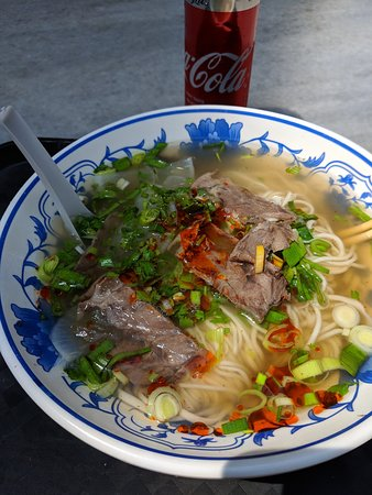 hand-pulled noodles