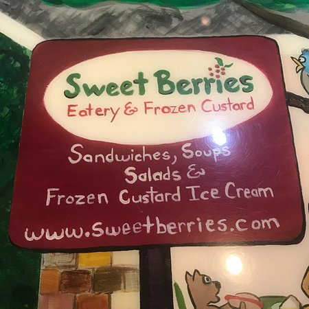 Sweetberries Eatery Amp Frozen Custard Gainesville