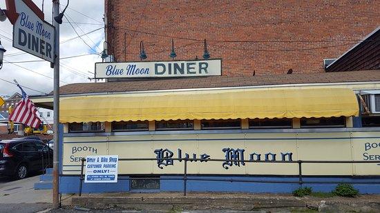 Gardner, MA: Blue Moon Diner