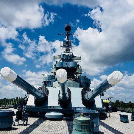 Battleship NORTH CAROLINA: photo3.jpg