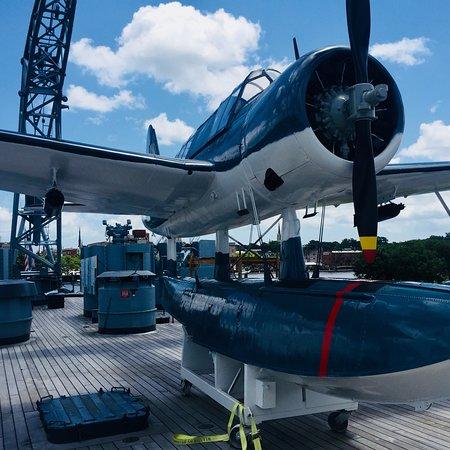 Battleship NORTH CAROLINA: photo4.jpg
