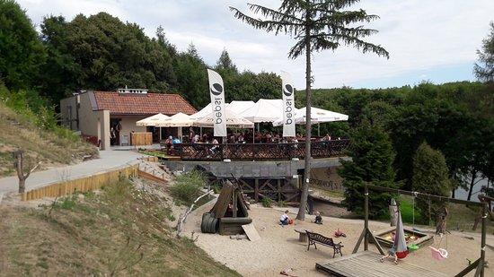 Przywidz, Polônia: restauracja