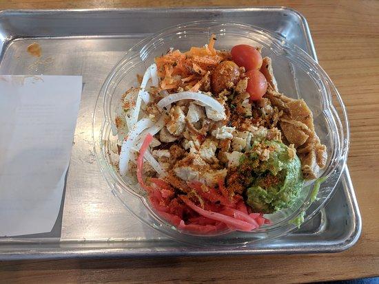 Johnstown, Colorado: My dish