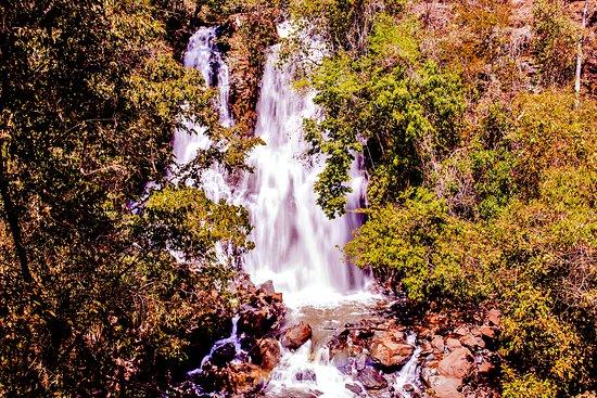 Costa Rica: Cachoeira do Saltinho