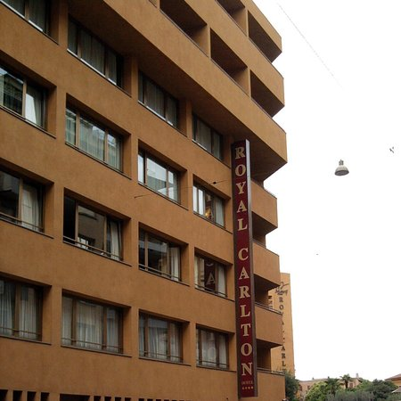 Royal Hotel Carlton: Esterno.