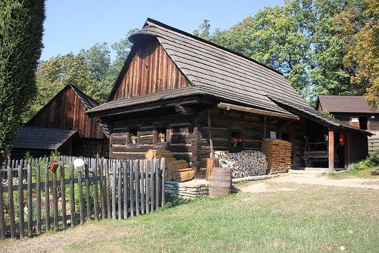 Wallachian Open Air Museum: dům