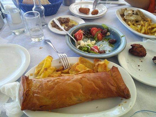 Chrisopigi, اليونان: Ποίημα.......