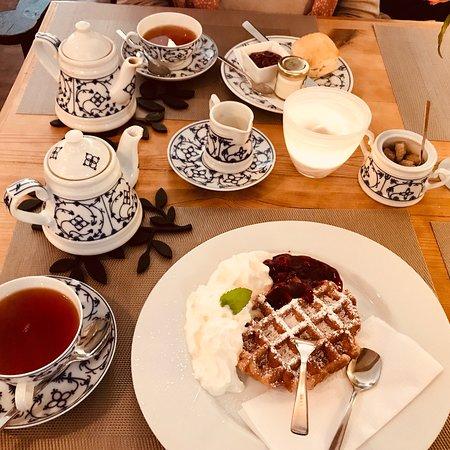 Teestuebchen im Schnoor: photo0.jpg