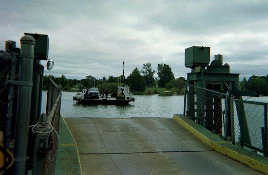 Ironton Car Ferry