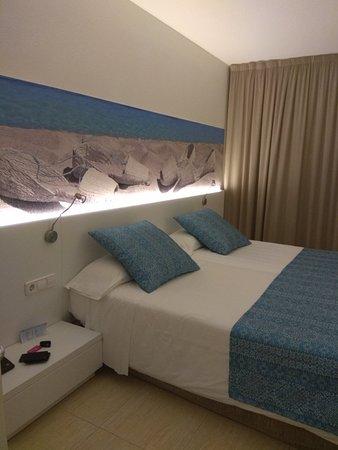 Un hotel tranquilo y cuidado