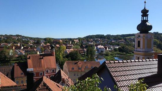 Kallmuenz, Germany: subiendo