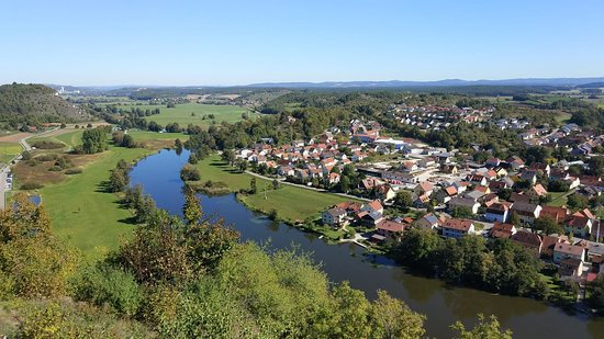 Kallmuenz, Germany: vistas desde el castillo