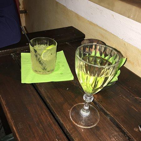 Armyriki : Wir waren während unseres Plakias Aufenthaltes öfter auf den einen oder anderen Drink hier. Der