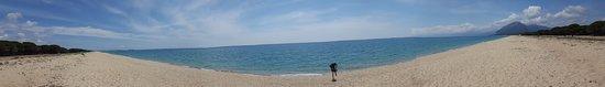 Spiaggia di Su Barone : water, sun en beach