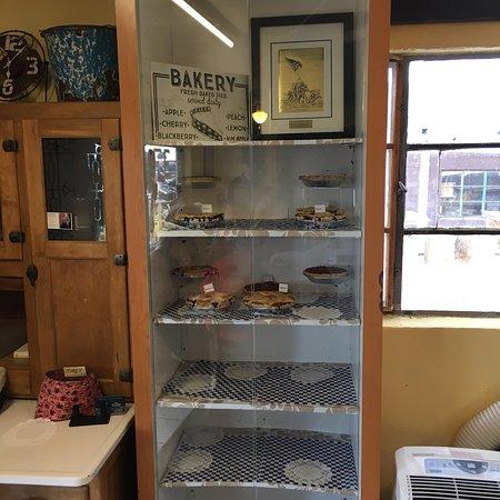 Pie Town, นิวเม็กซิโก: Love the pie in this friendly, fun place!