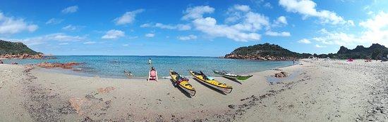 Marina di Gairo, Italia: Cardedu Kayak com