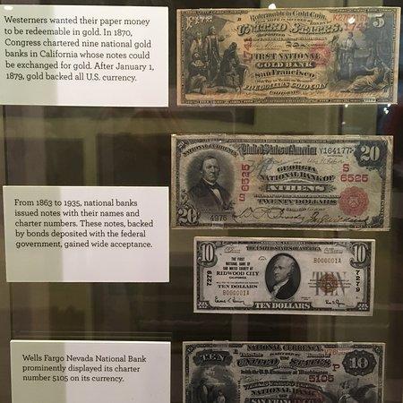 Wells Fargo Museum History