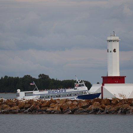 Shepler's Mackinac Island Ferry Image