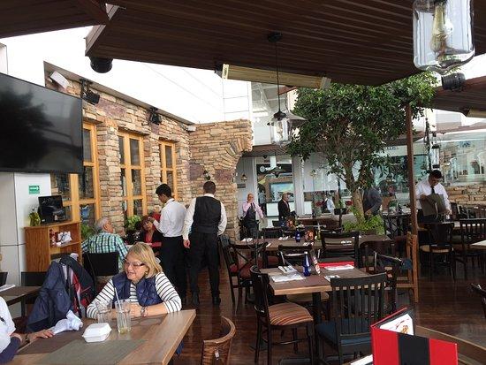 Terraza Picture Of Restaurante Italimo Atizapan De