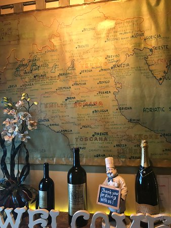 Ariani Restaurant & Lounge: Welcome to Italy in Cape Coral