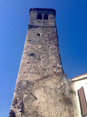 San Martino Church: Campanile X secolo