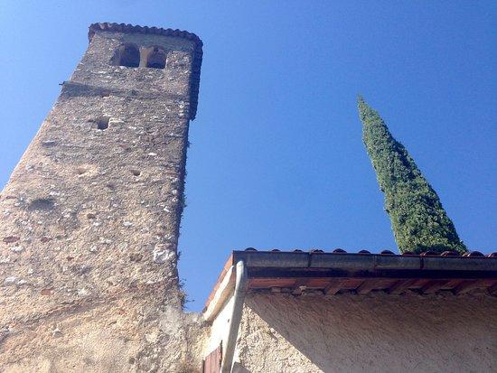 San Martino Church: Campanile