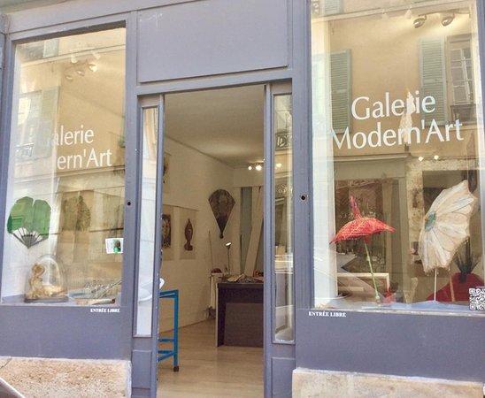 Galerie Modern Art