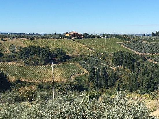 Sant'Andrea in Percussina Foto